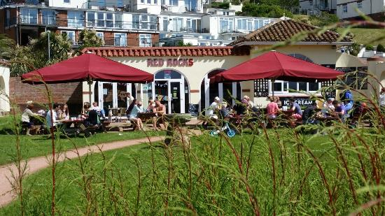 Red Rock Cafe Paignton