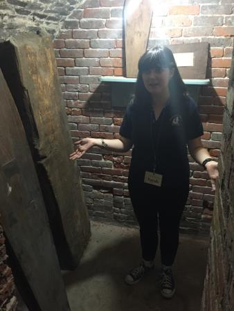 Old North Church Crypt Tour