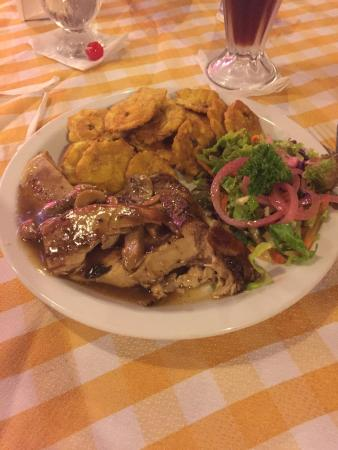 Pernil Asado - Picture of El Fogon, David - TripAdvisor
