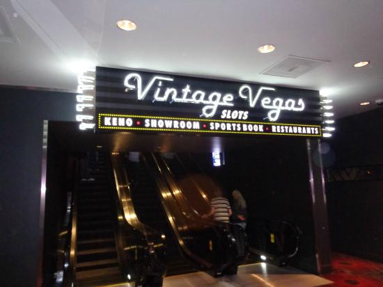 the d las vegas vintage casino