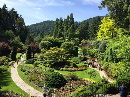 Photos Of Butchart Gardens Central Saanich Attraction Images Tripadvisor