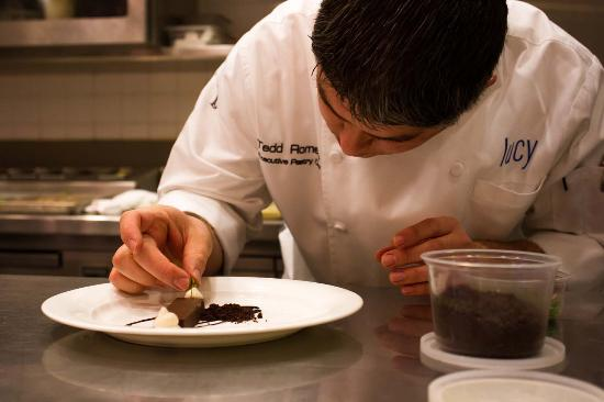 Yountville, CA: Taste Life Here with Dessert