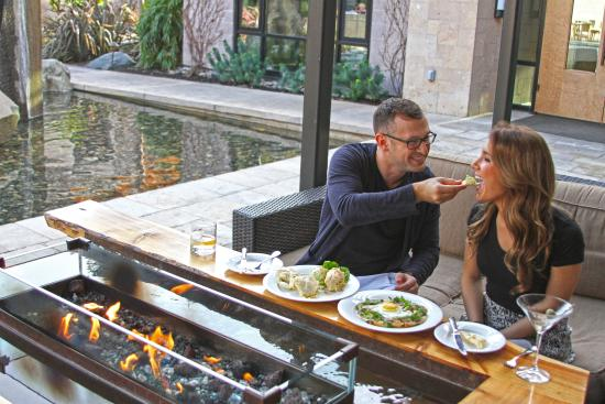 Yountville, CA: Taste Life Here and Savor