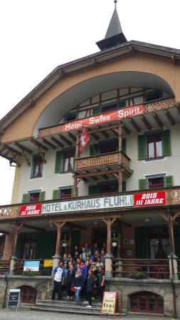 Photo of Hotel & Kurhaus Fluhli Lucerne