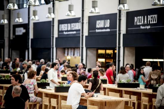 Time Out Mercado da Ribeira