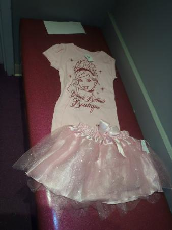 Shirt With Tutu Picture Of Bibbidi Bobbidi Boutique