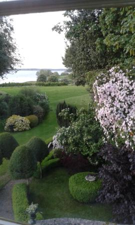 Edith Weston, UK: view from my favourite room