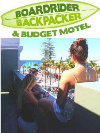 Boardrider Backpacker and Budget Motel