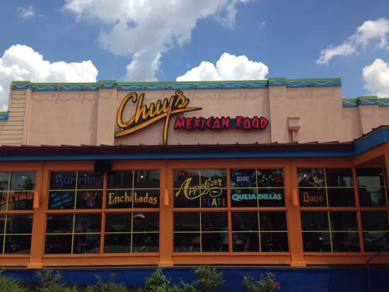 picture of chuy 39 s cincinnati tripadvisor