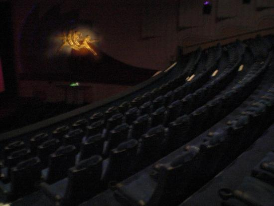 Royal circle - Picture of Odeon Leicester Square, London ...