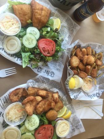 301 moved permanently for Fish market long island