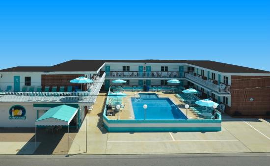 The 25 Best Wildwood Crest New Jersey Hotels On