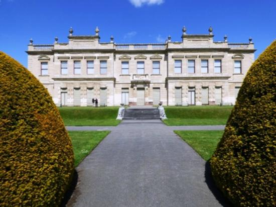 The Gardens Picture Of Brodsworth Hall And Gardens