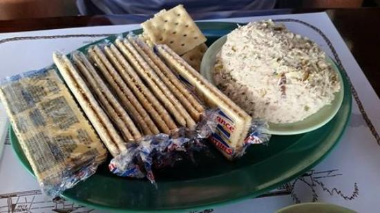 Fish spread picture of ted peters famous smoked fish st for Ted peters smoked fish