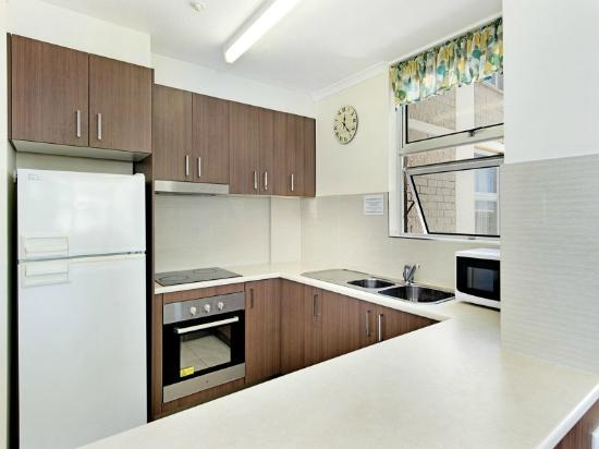 View Pacific Holiday Apartments: Two Bedroom Apartments