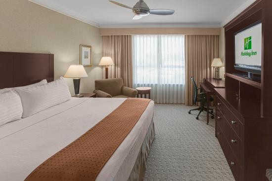 Holiday Inn Baton Rouge College Drive: King Bed Standard