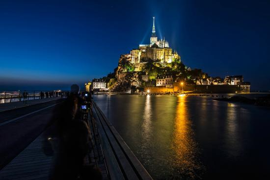Photo of Hotel Vert Le Mont-St-Michel