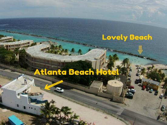 Sky Picture Of Atlanta Beach Hotel Willemstad Tripadvisor