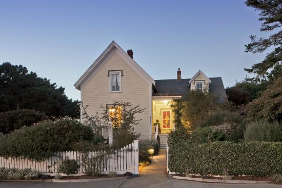 Photo of Packard House Mendocino