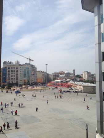 Taksim - Picture of Historic Areas of Istanbul, Istanbul ...