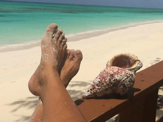 North Caicos: Total Relaxation