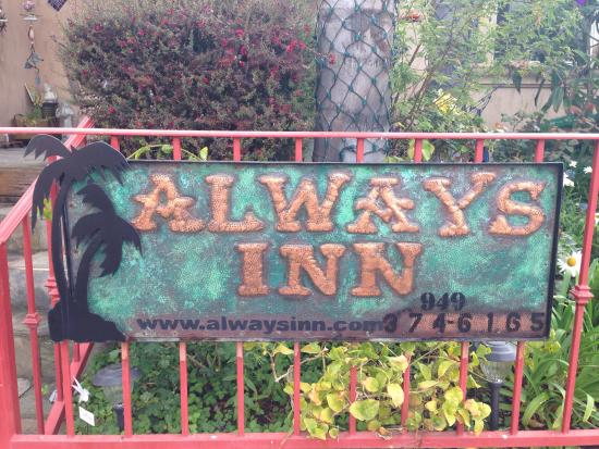 Always Inn San Clemente B&B