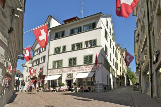 Photo of Haus Zum Kindli Zürich