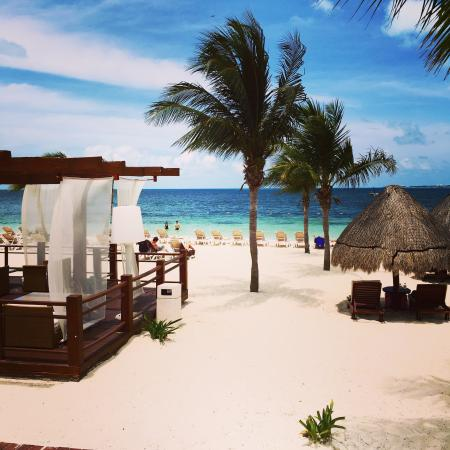 Excellence Playa Mujeres Which Buildings Are Club Rooms In