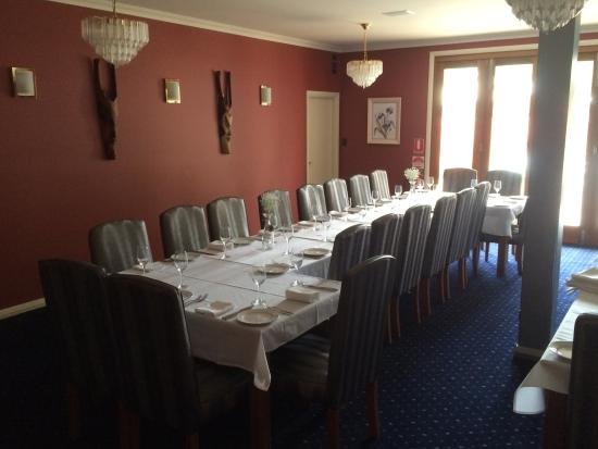 Strathalbyn, Αυστραλία: We can accommodate 60+ inside