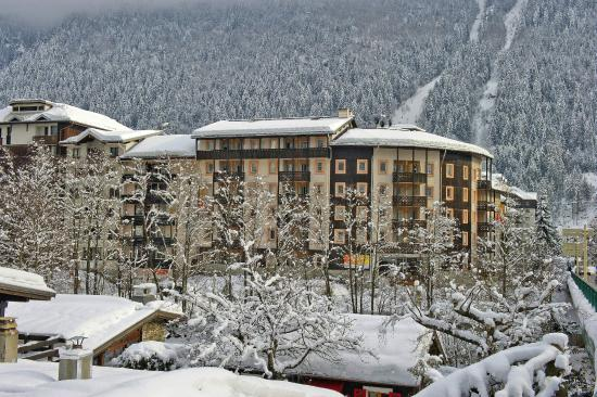Photo of PV-Holidays Residence Pierre & Vacances Les Aiglons Chamonix