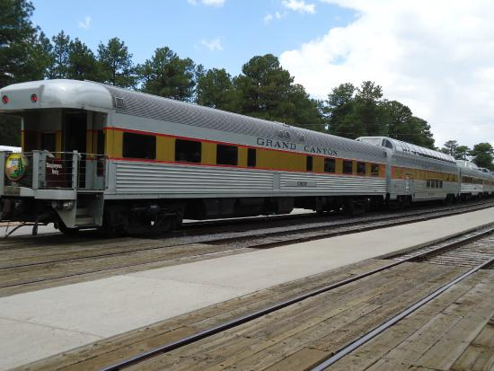 Vag 227 O Picture Of Grand Canyon Railway Williams