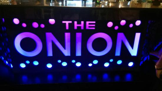 The Onion Bar & Restaurant