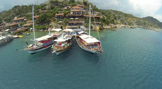Bermuda Boat - Picture of Kas Daily Boat Tours with Bermuda, Kas - TripAdvisor