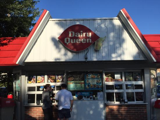 dairy queen business plan A strong, lasting business relationship is built on communication here's what you  can expect from us learn more dairy queen grill & chill restaurant store front.