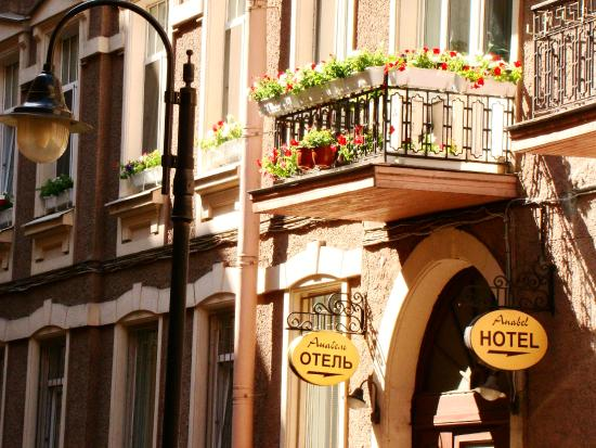 Hotel Anabel on Nevsky 88