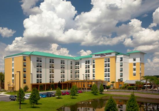 SpringHill Suites Orlando at SeaWorld Photo