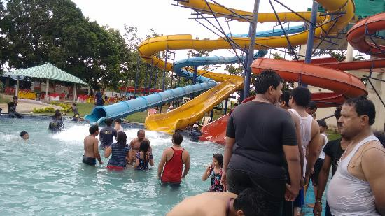 Water Park in Bhubaneswar Ocean World Water Park Enjoy