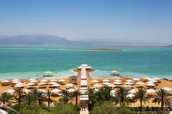 Lot Spa Hotel on the Dead Sea
