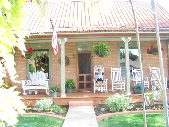 Cali Cochitta Bed Breakfast Moab Utah