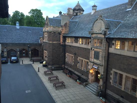 The Stirling Highland Hotel Picture Of The Stirling Highland Hotel Stirling Tripadvisor