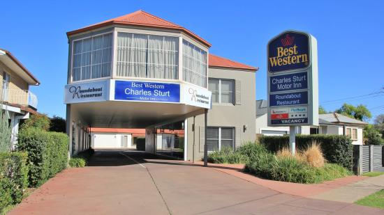 BEST WESTERN PLUS Charles Sturt Suites & Apartments