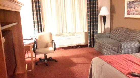 Comfort Inn & Suites Truth or Consequences: 1 room suite