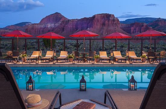 The Capitol Reef Resort