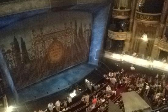 Best Seats For Charlie And The Chocolate Factory