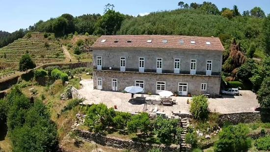 Parada de Gonta, Portugal: Central Portugal Winery with Bed & Breakfast