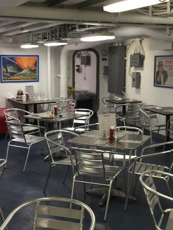 The Fighting Lady Cafe