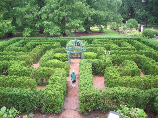 A Mazing Picture Of Missouri Botanical Garden Saint Louis Tripadvisor