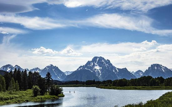 Oxbow Bend Turnout, Grand Teton National Park