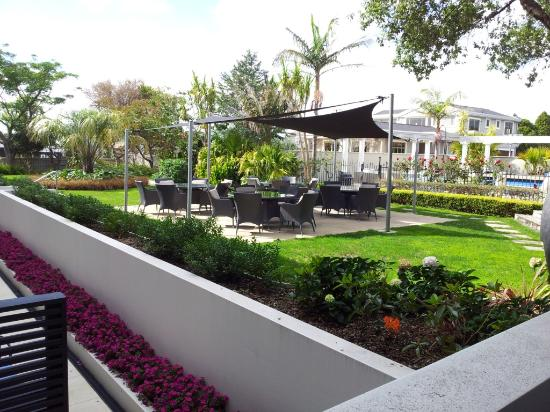Pool Garden Picture Of The Devon Hotel Conference Center New Plymouth Tripadvisor