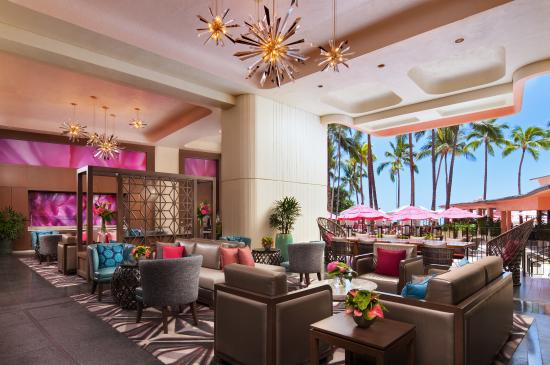 The Royal Hawaiian, a Luxury Collection Resort: Mailani Lounge